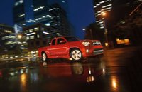 2012 Toyota Tacoma, Front quarter view. , exterior, manufacturer, gallery_worthy