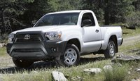 2012 Toyota Tacoma Picture Gallery
