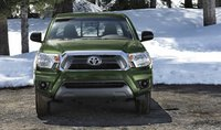 2012 Toyota Tacoma, Front View. , exterior, manufacturer