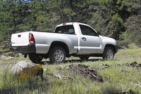 2012 Toyota Tacoma, Back quarter view. , exterior, manufacturer, gallery_worthy