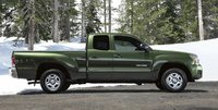 2012 Toyota Tacoma, Side view. , exterior, manufacturer