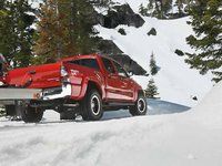 2012 Toyota Tacoma, Back View. , exterior, manufacturer