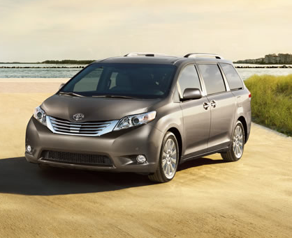2012 toyota sienna review cargurus. Black Bedroom Furniture Sets. Home Design Ideas