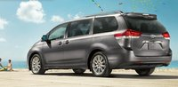 2012 Toyota Sienna, Back quarter view. , exterior, manufacturer, gallery_worthy