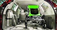 2012 Toyota Sienna, Trunk space. , interior, manufacturer