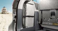 2012 Toyota Sienna, Fold down seat. , interior, manufacturer