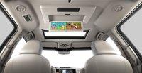 2012 Toyota Sienna, Back Seat View. , interior, manufacturer