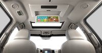 2012 Toyota Sienna, Back Seat View. , manufacturer, interior