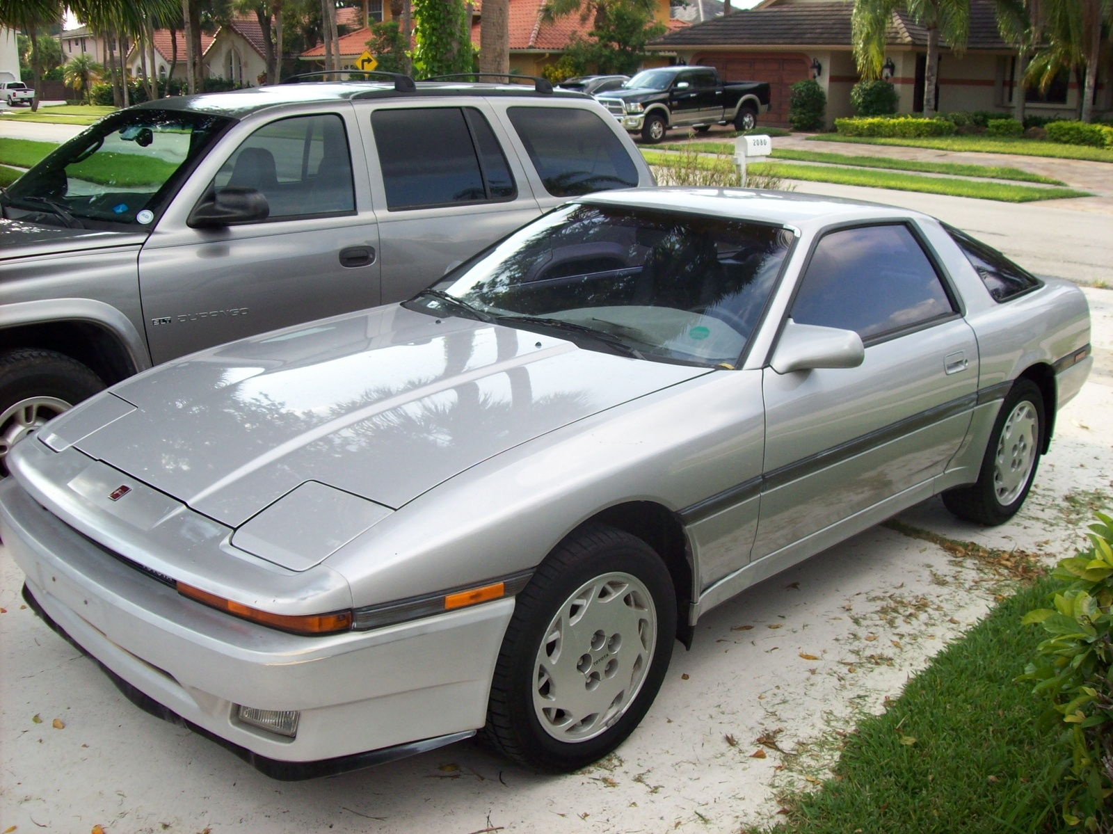 1993 Ford Mustang 50 1986 Toyota Supra - Pictures - CarGurus