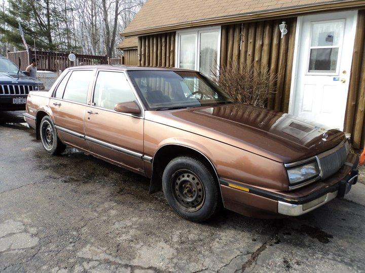 1990 Buick LeSabre - Pictures - 1990 Buick LeSabre Custom Seda ...