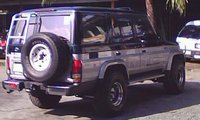 1994 Toyota Land Cruiser Prado Overview