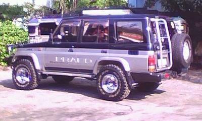 Picture Of 1994 Toyota Land Cruiser Prado, Exterior, Gallery_worthy