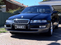 1996 Holden Statesman Overview