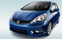 2012 Honda Fit, Front View., exterior, manufacturer