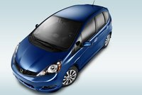 2012 Honda Fit, Front quarter view. , manufacturer, exterior