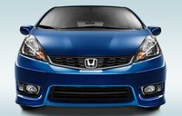 2012 Honda Fit, Front View. , exterior, manufacturer