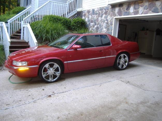 Picture of 1992 Cadillac Eldorado Base Coupe, exterior