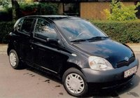 2001 Toyota Yaris Overview