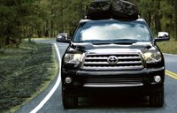 2012 Toyota Sequoia, Front View. , exterior, manufacturer