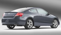 2012 Honda Accord Coupe, Back quarter view. , manufacturer, exterior