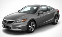 2012 Honda Accord Coupe, Front quarter view., exterior, manufacturer