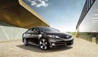 2012 Toyota Camry, Front quarter view. , exterior, manufacturer