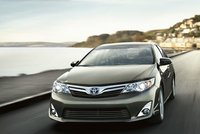 2012 Toyota Camry, Front View. , exterior, manufacturer