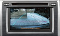 2012 Toyota Camry, Close-up of back up camera. , manufacturer, interior