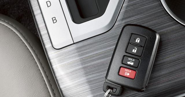 2012 Toyota Camry, Close-up keys. , interior, manufacturer