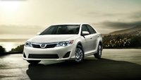 2012 Toyota Camry Picture Gallery