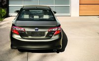 2012 Toyota Camry, Back View., exterior, manufacturer, gallery_worthy