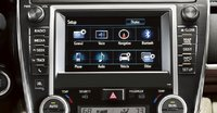 2012 Toyota Camry, Close-up of screen. , manufacturer, interior