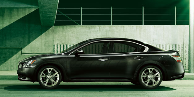 2012 Nissan Maxima, Side View. , exterior, manufacturer
