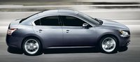 2012 Nissan Maxima, Side View. , exterior, interior, manufacturer