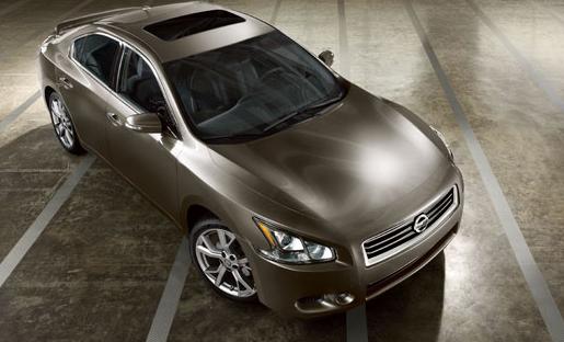 2012 Nissan Maxima, Front quarter view. , exterior, manufacturer