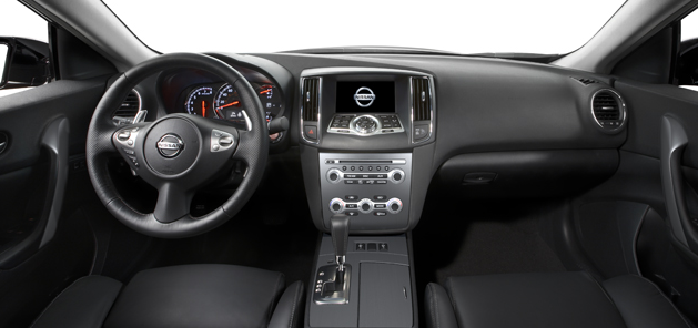 2012 Nissan Maxima, Front Seat View. , interior, manufacturer