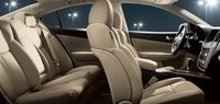 2012 Nissan Maxima, Front and back seats. , interior, manufacturer