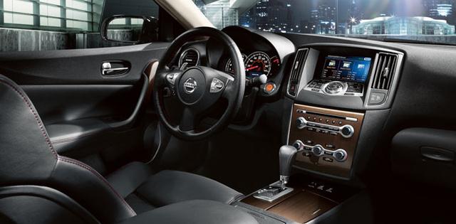 2012 Nissan Maxima, Front Seat. , interior, manufacturer