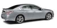 2012 Nissan Maxima, Back quarter view. , exterior, manufacturer, gallery_worthy