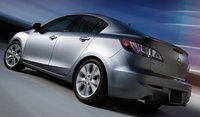 2012 Mazda MAZDA3, Back quarter view. , exterior, manufacturer, gallery_worthy