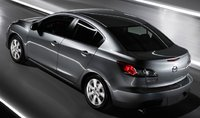 2012 Mazda MAZDA3, Back quarter view., exterior, manufacturer, gallery_worthy