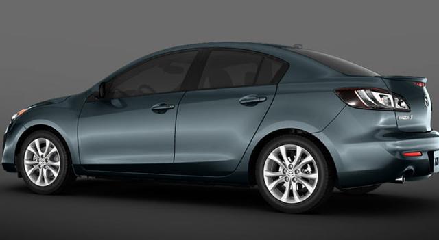 2012 Mazda MAZDA3, Side View., exterior, manufacturer