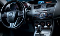 2012 Mazda MAZDA3, Steering wheel. , interior, manufacturer