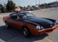 1978 Chevrolet Camaro, 1978 Camaro RS, exterior