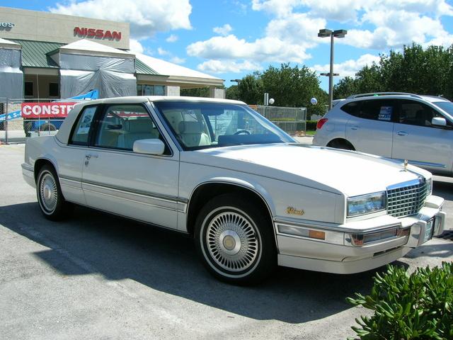 Picture of 1989 Cadillac Eldorado