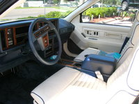 Picture of 1989 Cadillac Eldorado, interior