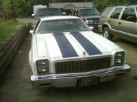 1977 Chevrolet Malibu, After i got the car all fixed up and stuff, exterior