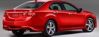 2012 Acura TSX, Back quarter view. , exterior, manufacturer, gallery_worthy