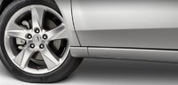 2012 Acura TSX, Close-up of front tire. , exterior, manufacturer