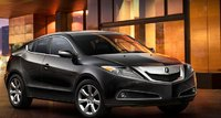 2012 Acura ZDX Picture Gallery